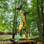 Mysteryland 01 Aankleding festivalterrein Mysteryland in Hoofddorp