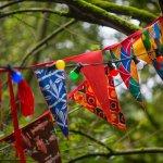 gekleurde vlaggen 04