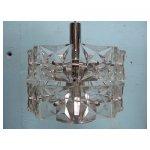 kristallen lampen serie <p>€ 650,00 VERKOOP (alleen als serie te koop)</p> <p>3 verschillende lampen / 35 x 28 cm (lxb) / kristal</p>