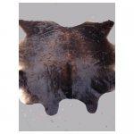 dierenhuid 7 <p>€ 35,00 VERHUUR</p> <p>1 per soort / 200 x 180 cm (lxb) / koeienvel</p>